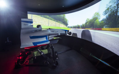 Driven International creates partnership with Base Performance Simulators